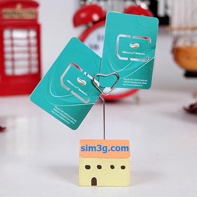 Sim 3G Viettel OBC 60Gb dùng trọn gói 12 tháng