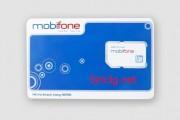 Sim 3g mobifone 23Gb tốc độ cao, thỏa mãn mọi nhu cầu