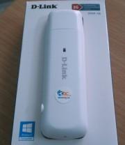 USB 3G Dlink DWM-156 14.4Mbps giá rẻ, chạy đa mạng