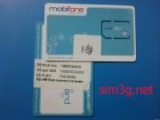 Sim 3g Mobifone 23Gb giải pháp tốt nhất cho việc dùng 3g trong thành phố
