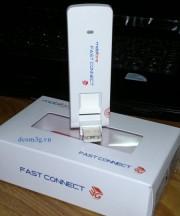 USB 3G Fast Connect X310E 14.4Mbps chạy đa mạng