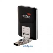 USB 3G Sierra Wireless AirCard 312U 42Mbps chạy mát tay, giao diện thân thiện