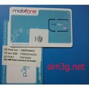 Sim 3g Mobifone 23Gb tha hồ sử dụng, tốt nhất trên thị trường 3g