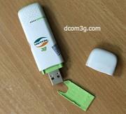 USB 3G Viettel Dcom MF110 ổn định tốc độ 7,2Mbps đa mạng giá còn 250.000đ