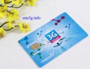 Sim 3g Vinaphone 30Gb giá rẻ nhất trên thị trường 3G tại Việt Nam