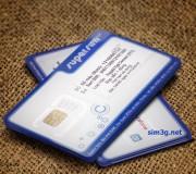 Sim 3G Mobifone dung lượng lớn 62Gb/tháng tốc độ cực cao